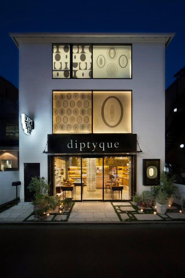paris tokyo edition limit e de diptyque dealer de beaut. Black Bedroom Furniture Sets. Home Design Ideas